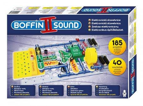 Elektrokit II Sound experimenten