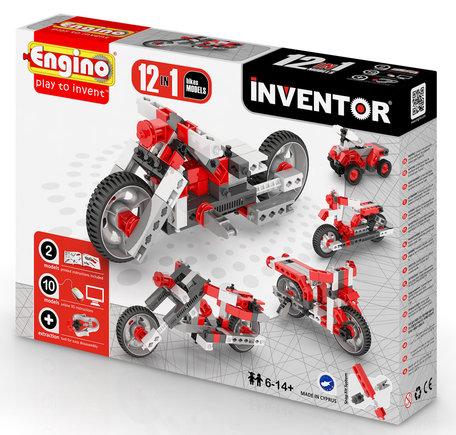 Engino INVENTOR Motoren 12 modellen