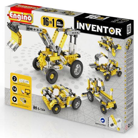 Engino INVENTOR Industrie 16 modellen
