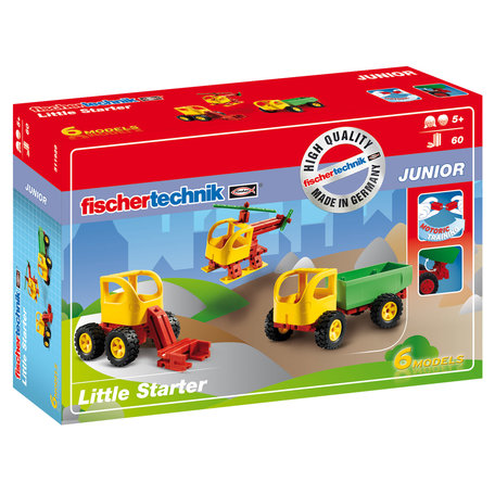 Fischertechnik JUNIOR Little Starter 511929