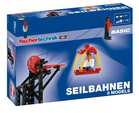 Fischertechnik ADVANCED Cable Cars 41859