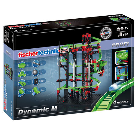 Fischertechnik PROFI Dynamic Medium 533872