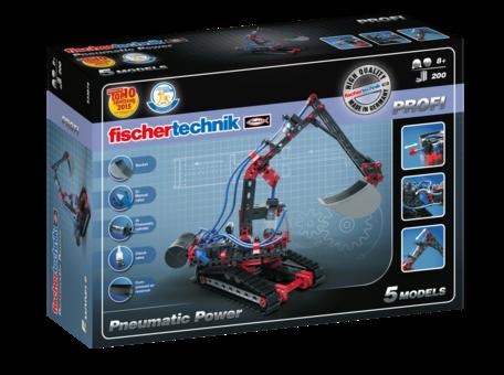 Fischertechnik PROFI Pneumatiek Power 533874