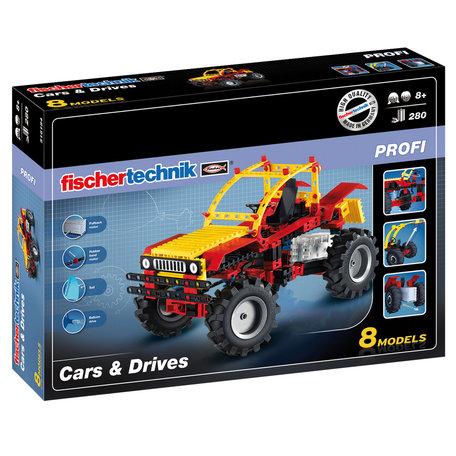 Fischertechnik PROFI Auto's en Aandrijvingen 516184