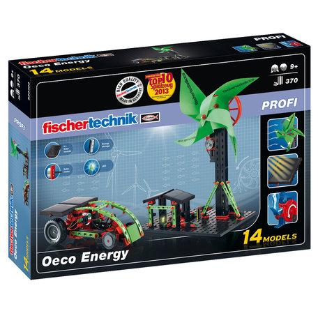 Fischertechnik PROFI Eco Energie 520400