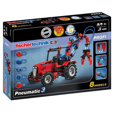 Fischertechnik PROFI Pneumatiek 3
