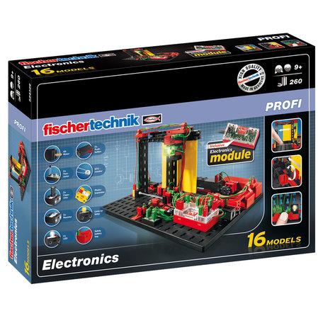 Fischertechnik PROFI Elektriciteit