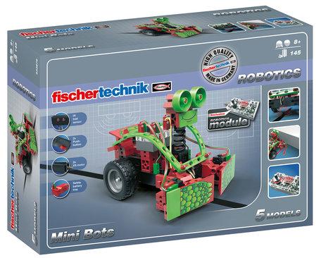 Fischertechnik ROBOTICS Mini Robots 533876