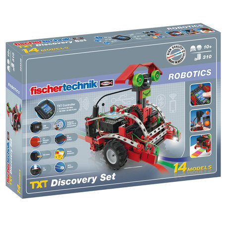 Fischertechnik ROBOTICS TXT Discovery 524328