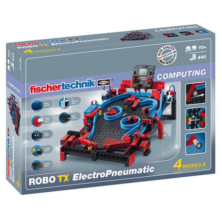 Fischertechnik ROBOTICS ROBO TX ElectroPneumatic 516186