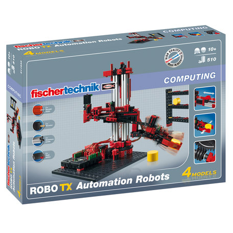 Fischertechnik ROBOTICS ROBO TX Automation Robots 511933