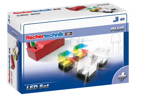 Fischertechnik PLUS LED