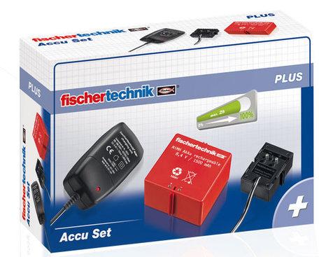 Fischertechnik PLUS Accu 220V 34969