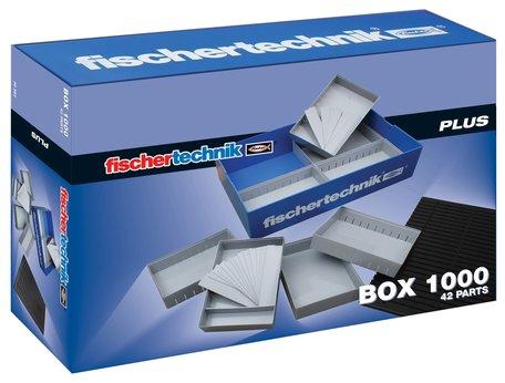 Fischertechnik PLUS Box 1000 30383