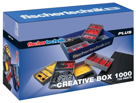 Fischertechnik PLUS Creative Box 1000 91082