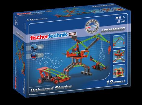 Fischertechnik ADVANCED Universal Starter 536618