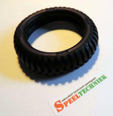 Engino Rubberen Band Zwart Uitwendig 7 cm
