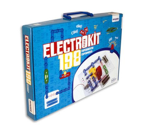 Elektrokit 198 experimenten