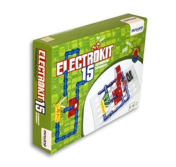 Elektrokit 15 experimenten