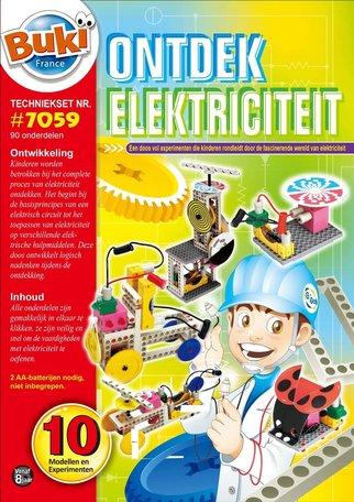 Handleiding Ontdek elektriciteit 7059 NL