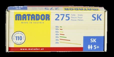 Matador Explorer - Klassik SK Koppelstaven 4mm