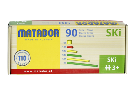 Matador Maker - S-Ki Koppelstaven 8mm