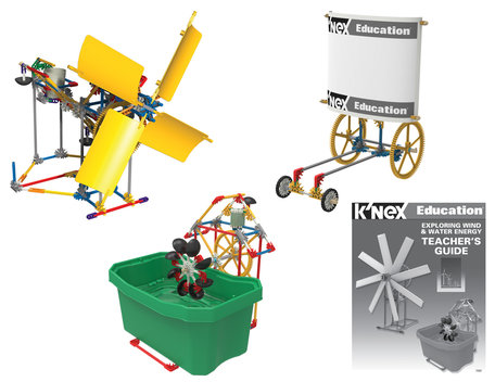 KNEX Educatie Wind & Water Energie