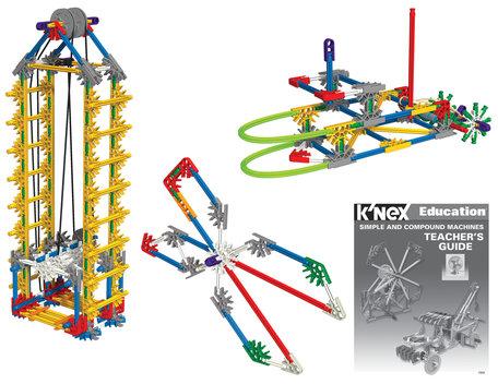 KNEX Educatie Enkelvoudige en Samengestelde Machines