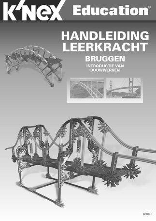Handleiding KNEX Educatie Bruggen