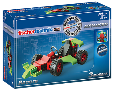 Fischertechnik ADVANCED Racers 540580