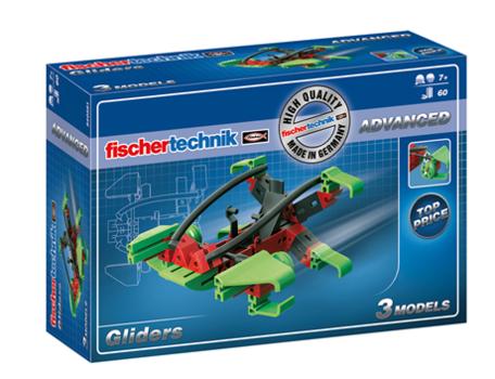 Fischertechnik ADVANCED Zweefvliegtuigen 540581