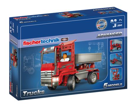 Fischertechnik ADVANCED Trucks 540582