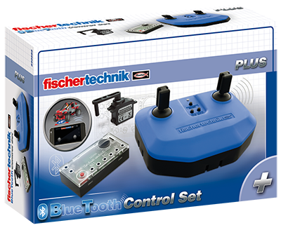 Fischertechnik PLUS Bluetooth Control