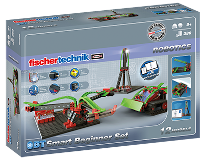 Fischertechnik ROBOTICS BT SMART Beginner 540586