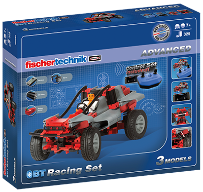 Fischertechnik ADVANCED BT Racing 540584