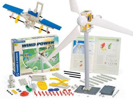 Windenergie V2 - 7324 Thames & Kosmos