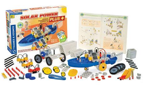 Zonne-Energie Plus 7345 Thames & Kosmos
