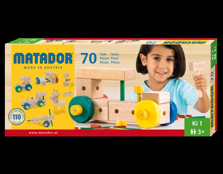 Matador Maker 3+ 70-delig Ki1
