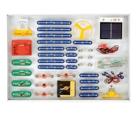 Elektrokit 45+ experimenten