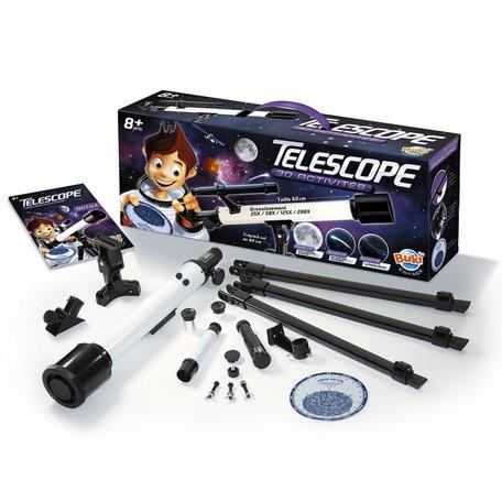 Telescoop met 30 activiteiten - Buki