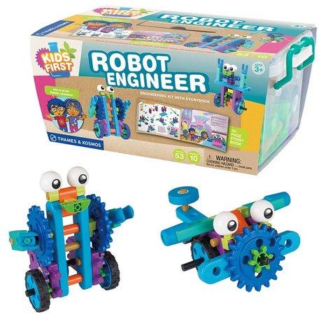 Robot ingenieur 7268