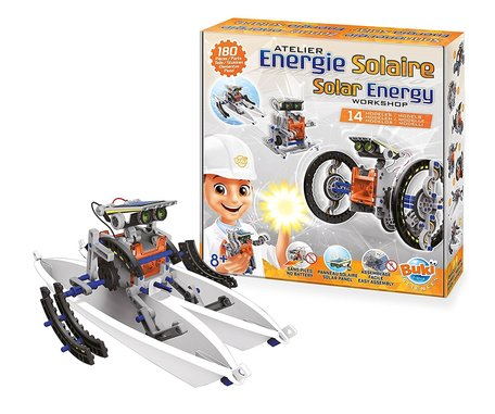 Robot Zonne-Energie Werkplaats - Buki