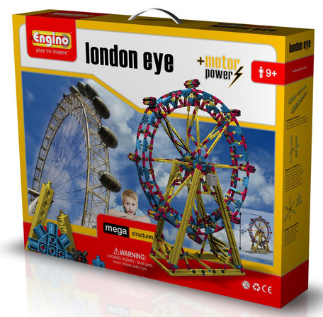 Engino Mega Bouwwerken London Eye (Tweedekans)