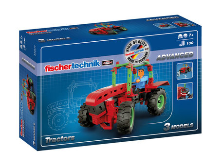 Fischertechnik ADVANCED Tractors 544617