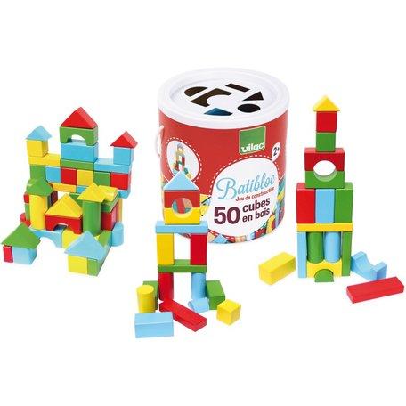 BATiBLOC Blokken 50 stuks