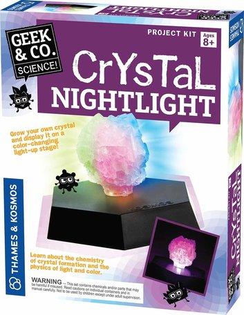Krystal Nachtlampje