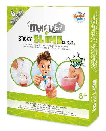 Mini Lab Kleverige Slime Slijm - Buki