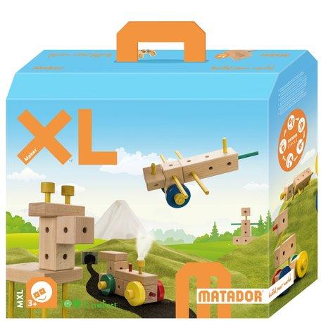 Matador Maker 3+ 350-delig KiXL
