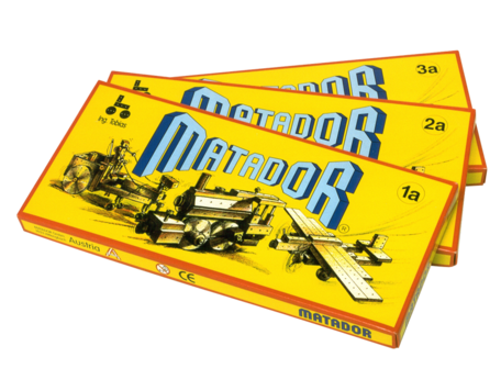 Matador Explorer E318 > E407 aanvulset Klassik2A