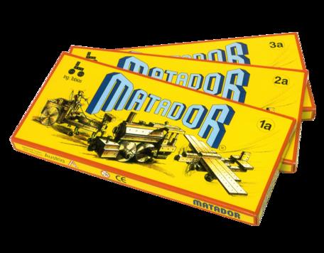 Matador Explorer E407 > E717 aanvulset Klassik3A